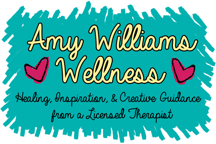 Amy Williams Wellness Logo