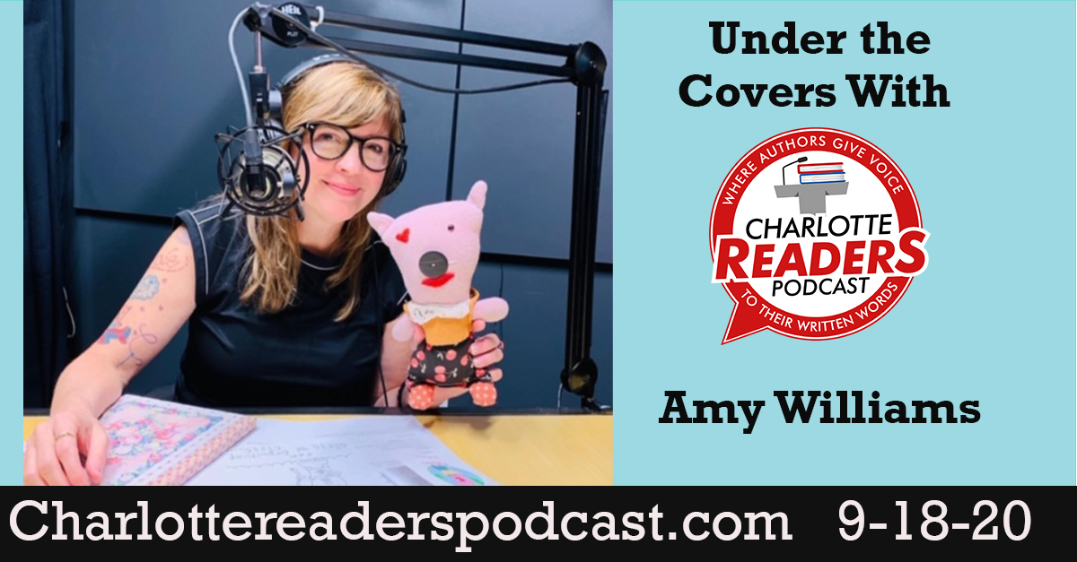Charlotte Readers Podcast cover art